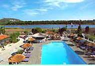 muses hotel skiathos koukounaries pool 2